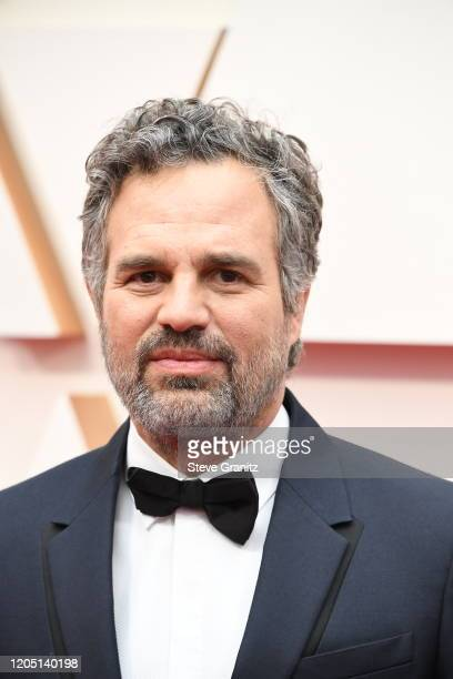Mark Ruffalo attends the 92nd Annual Academy Awards at Hollywood and Highland on February 09 2020 in Hollywood California