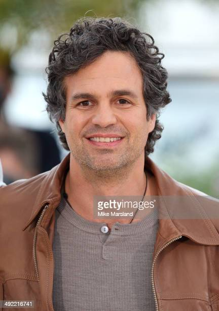 Mark Ruffalo attends the 'Foxcatcher' photocall at the 67th Annual Cannes Film Festival on May 19 2014 in Cannes France