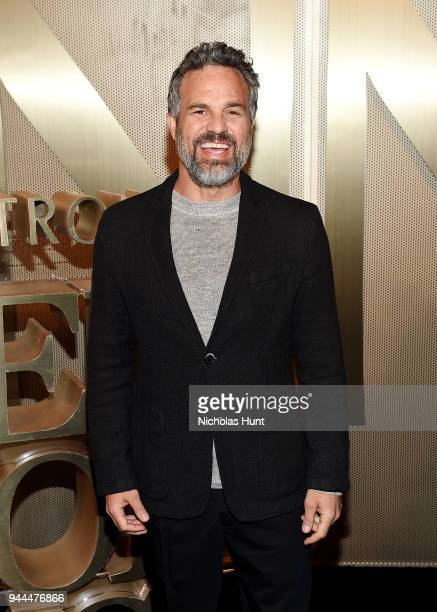 Mark Ruffalo attends the Nordstrom Men's NYC Store Opening on April 10 2018 in New York City