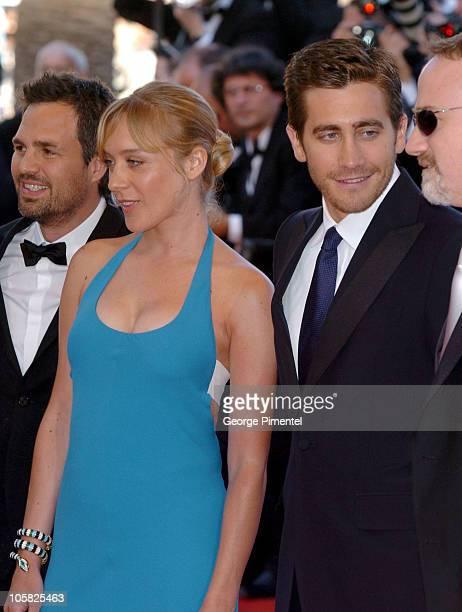 Mark Ruffalo Chloe Sevigny and Jake Gyllenhaal and David Fincher