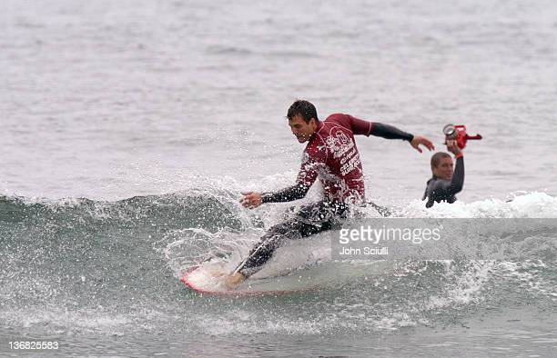 Mark Ruffalo during Rip Curl Presents 'Sand Glam' Benefitting Heal the Bay Celebrity Surfing Competition at Malibu Surfrider Point in Malibu...