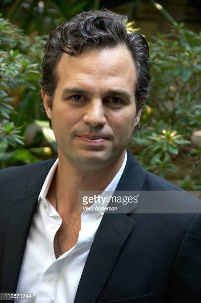 Mark Ruffalo during the Reservation Road press conference October 25 2007 at the Four Seasons Hotel in Beverly Hills California
