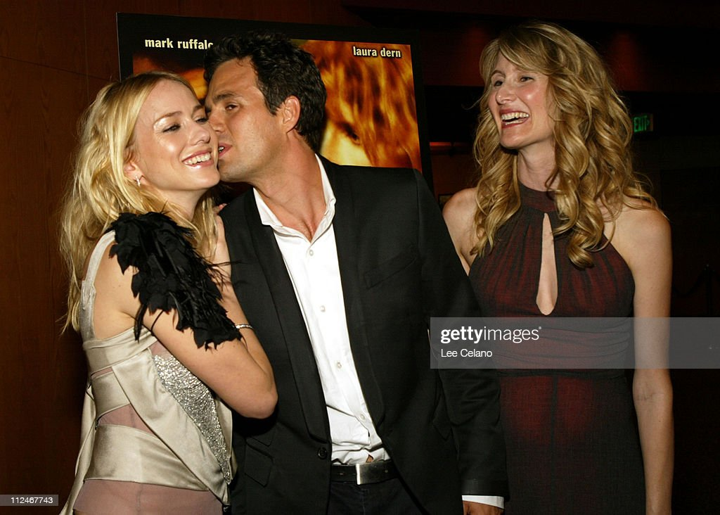 Mark Ruffalo, Naomi Watts and Laura Dern during 'We Don't Live Here Anymore' Los Angeles Premiere - Red Carpet at Director's Guild of America Theatre in Hollywood, California, United States.