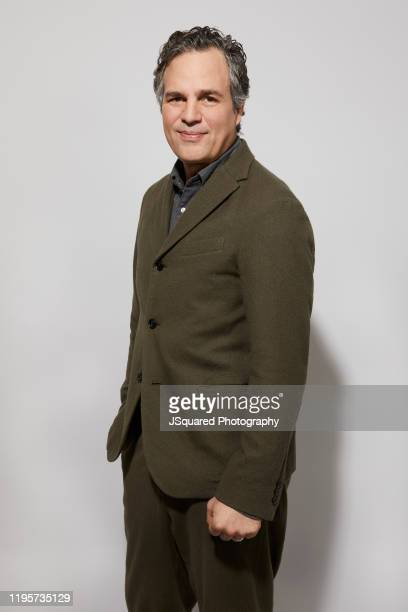 Mark Ruffalo of HBO's 'I Know This Much Is True' poses for a portrait during the 2020 Winter TCA at The Langham Huntington Pasadena on January 15...
