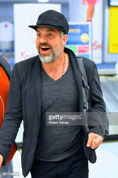 Mark Ruffalo seen out and about in Manhattan on April 26 2018 in New York City
