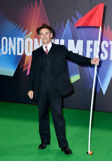 "GBR: ""The Phantom Of The Open"" World Premiere - 65th BFI London Film Festival"