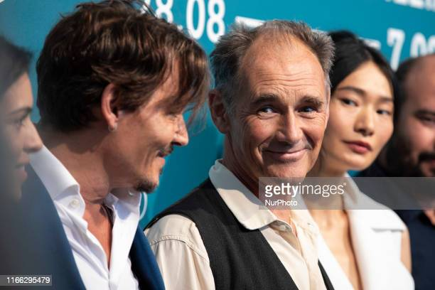 Mark Rylance attends 'Waiting For The Barbarians' photocall during the 76th Venice Film Festival on September 06, 2019 in Venice, Italy.