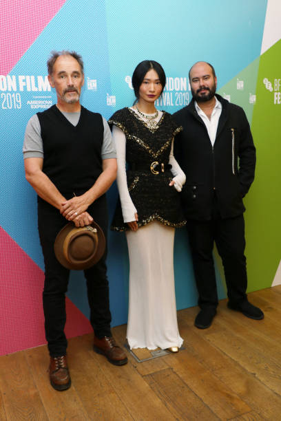 """GBR: """"Waiting for the Barbarians"""" UK Premiere - 63rd BFI London Film Festival"""