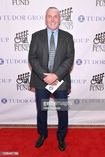 Mark Rypien attends the 33rd Annual Great Sports Legends Dinner which raised millions of dollars for the Buoniconti Fund to Cure Paralysis at The New...
