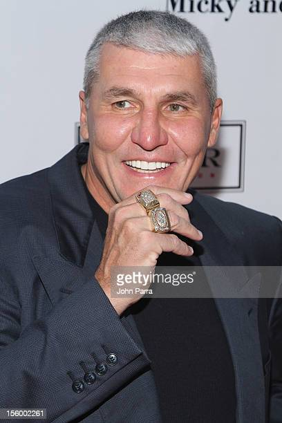 Mark Rypien former quarterback for the Washington Redskins attends Destination Fashion 2012 To Benefit The Buoniconti Fund To Cure Paralysis the...