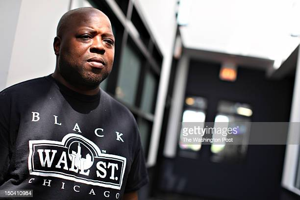 Mark S Allen Chairman/Acting Executive Director Black Wall Street a group that struggles to promote economic growth on the South Side of Chicago...