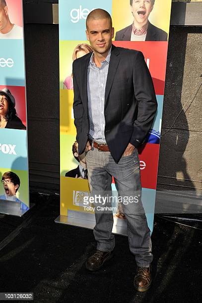 """Mark Salling attends Fox's """"Glee"""" Academy event held at The Music Box Theatre on July 27, 2010 in Hollywood, California."""