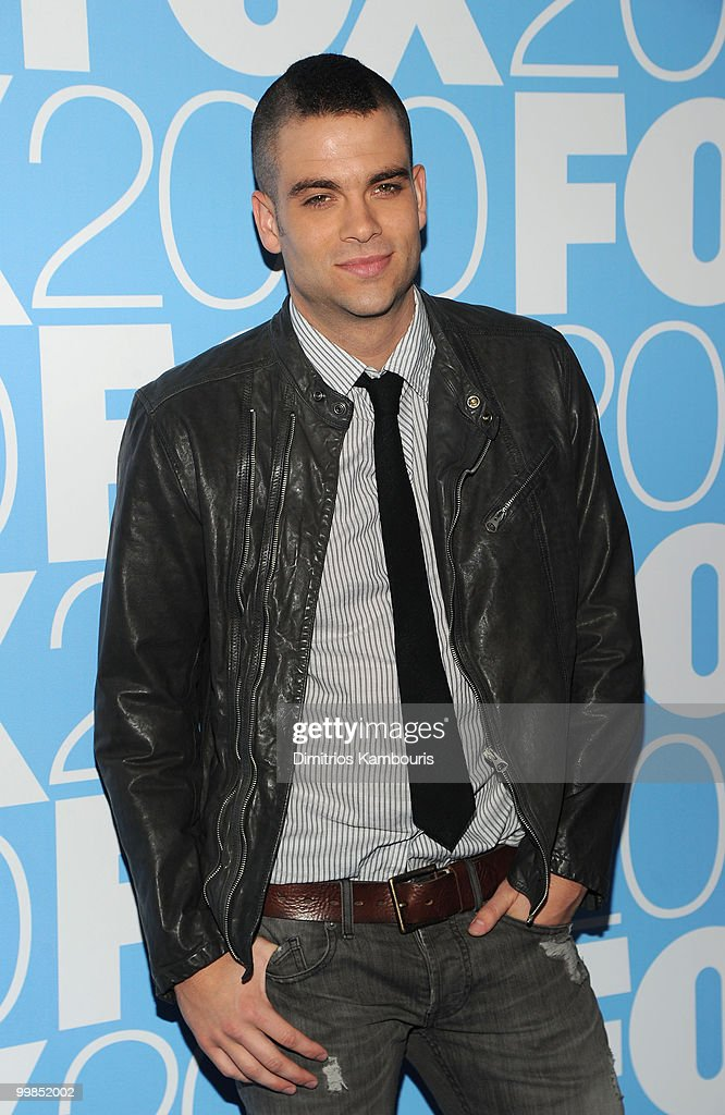 Mark Salling attends the 2010 FOX Upfront after party at Wollman Rink, Central Park on May 17, 2010 in New York City.
