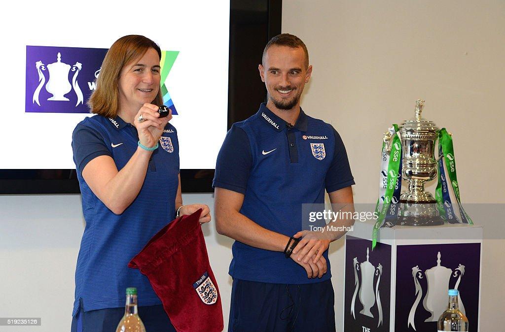 England Women Training Session : News Photo