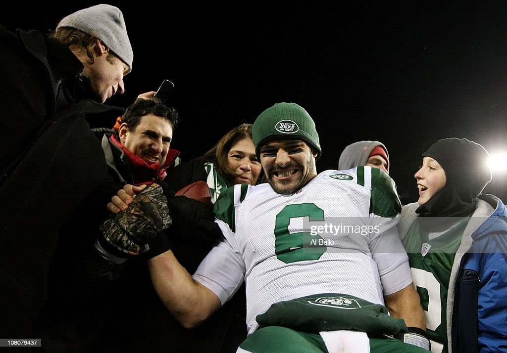 Divisional Playoffs - New York Jets v New England Patriots