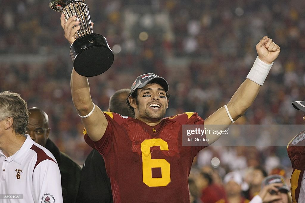 Rose Bowl Game Presented by Citi - Penn State v USC : News Photo