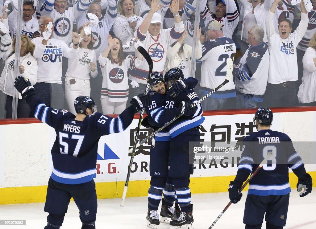 Nashville Predators v Winnipeg Jets - Game Three