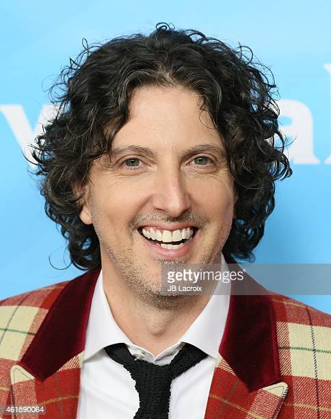 Mark Schwahn attends the NBCUniversal 2015 Press Tour at the Langham Huntington Hotel on January 15 2015 in Pasadena California