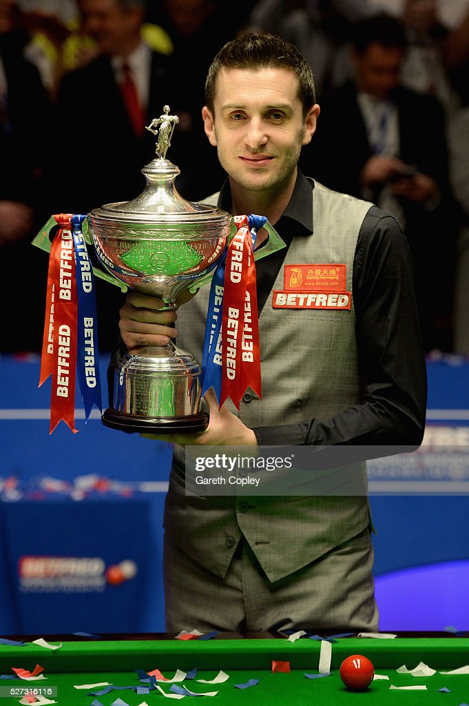 World Snooker Championship - Day 17