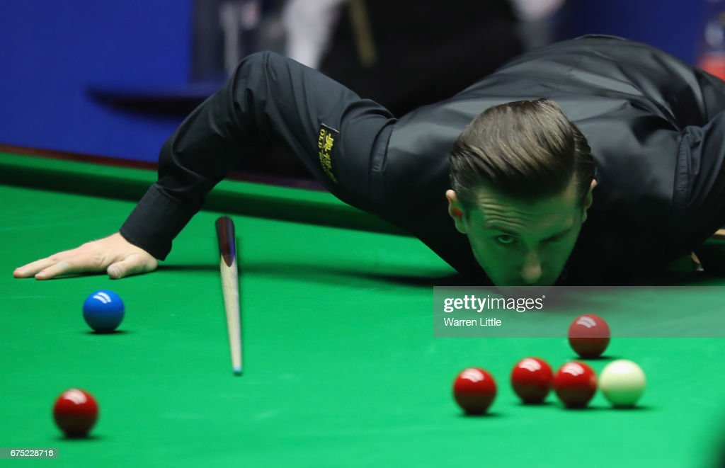 World Snooker Championship - Day Sixteen