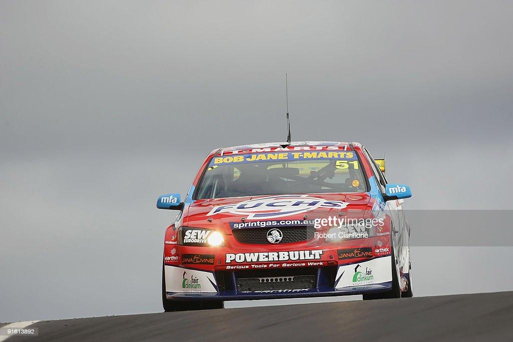 V8 Supercars - Bathurst 1000: Practice & Qualifying