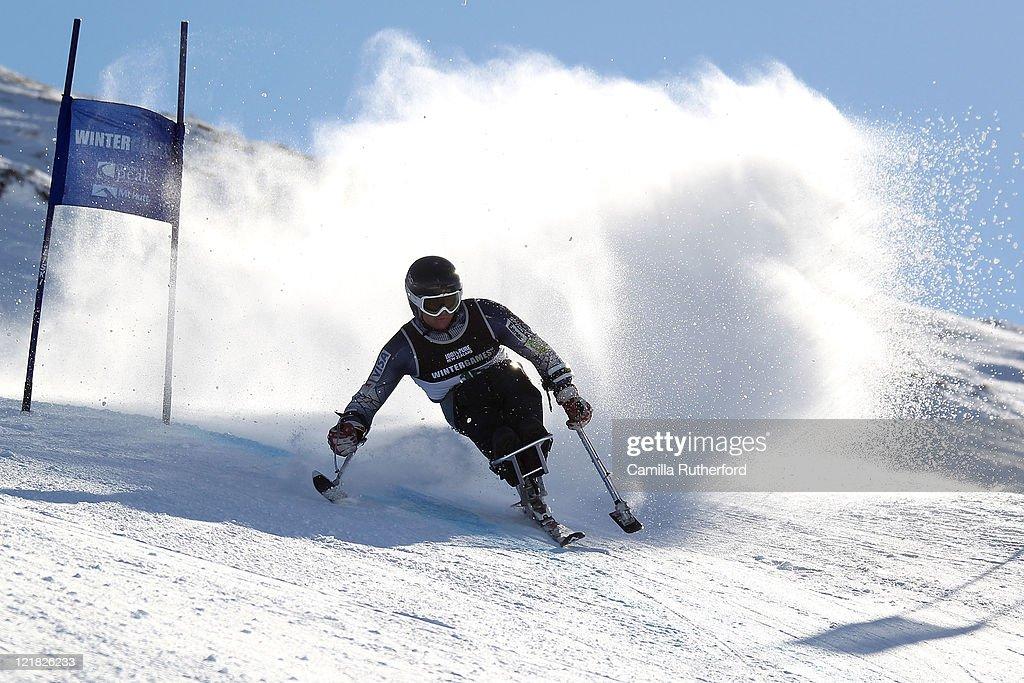 Winter Games NZ - Day 11: Giant Slalom - Womens + Adaptive : News Photo