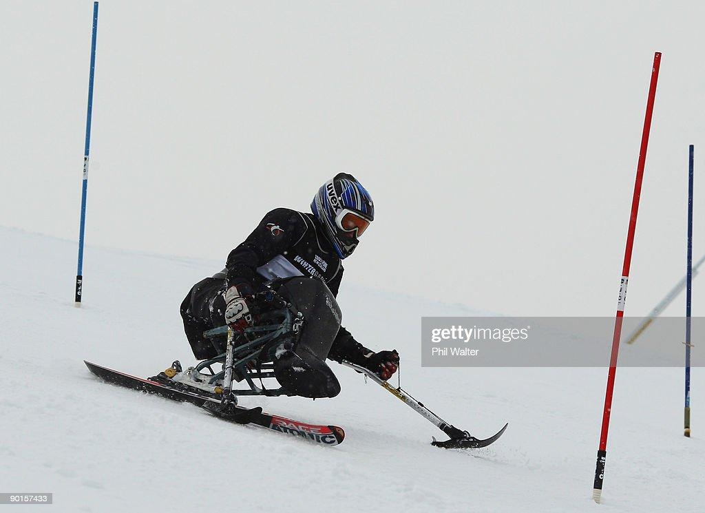 Winter Games NZ - Day 8: Alpine Skiing : News Photo