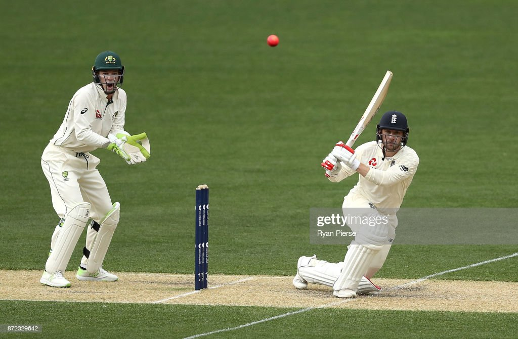 CA XI v England - Four Day Tour Match: Day 3