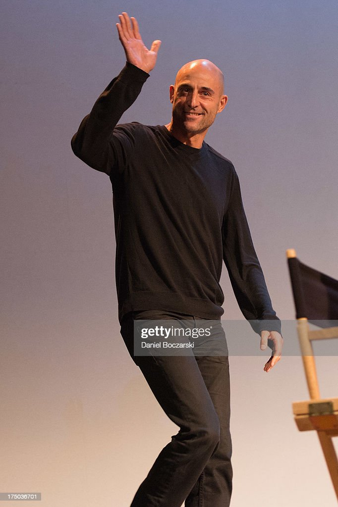 Mark Strong attends AMC's 'Low Winter Sun' cast Q&A with Art House Convergence on July 29, 2013 in Ann Arbor, Michigan.