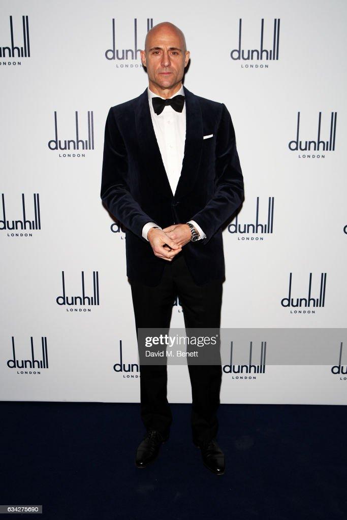 Dunhill And Dylan Jones Pre-BAFTA Evening