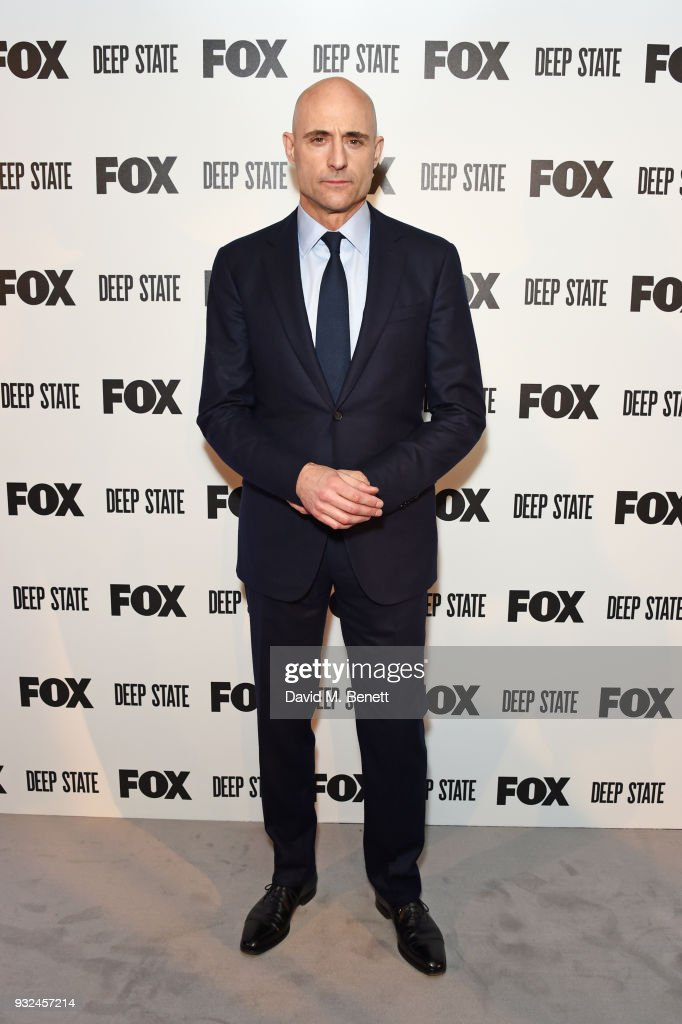 The Global Premiere Of Fox Networks Group's DEEP STATE Starring Mark Strong
