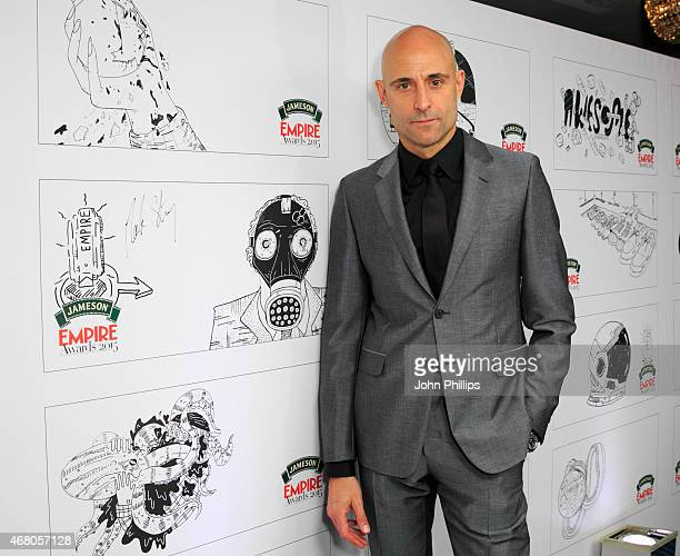 Mark Strong attends the Jameson Empire Awards 2015 at Grosvenor House on March 29 2015 in London England