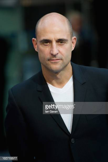 Mark Strong attends the World film premiere for 'Inception' at the Odeon Leicester Square on July 8, 2010 in London, England.