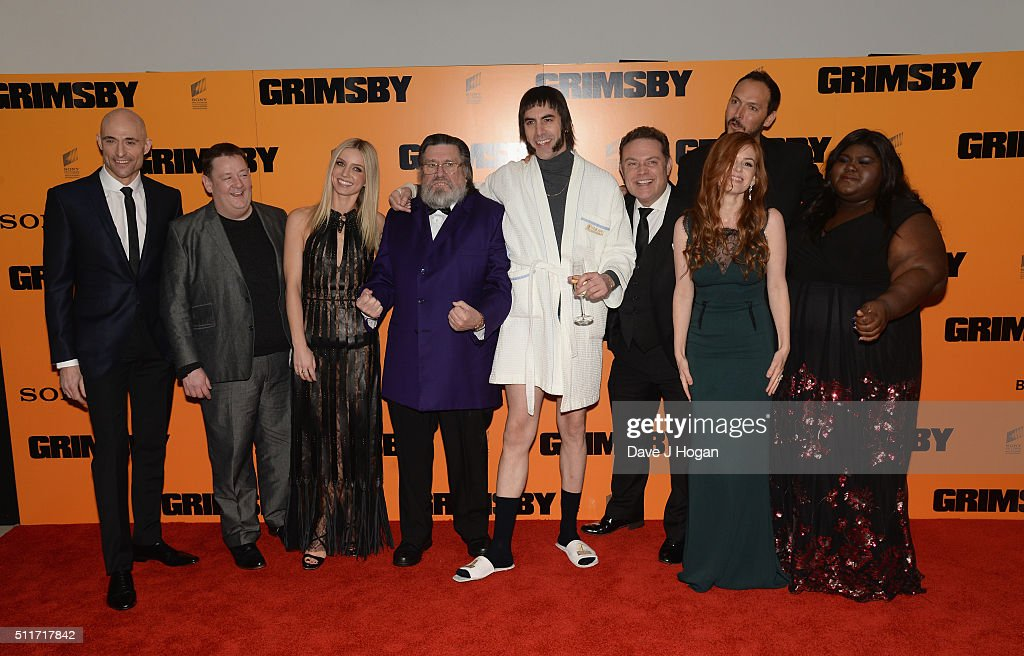 """Grimsby"" World Premiere - VIP Red Carpet Arrivals"