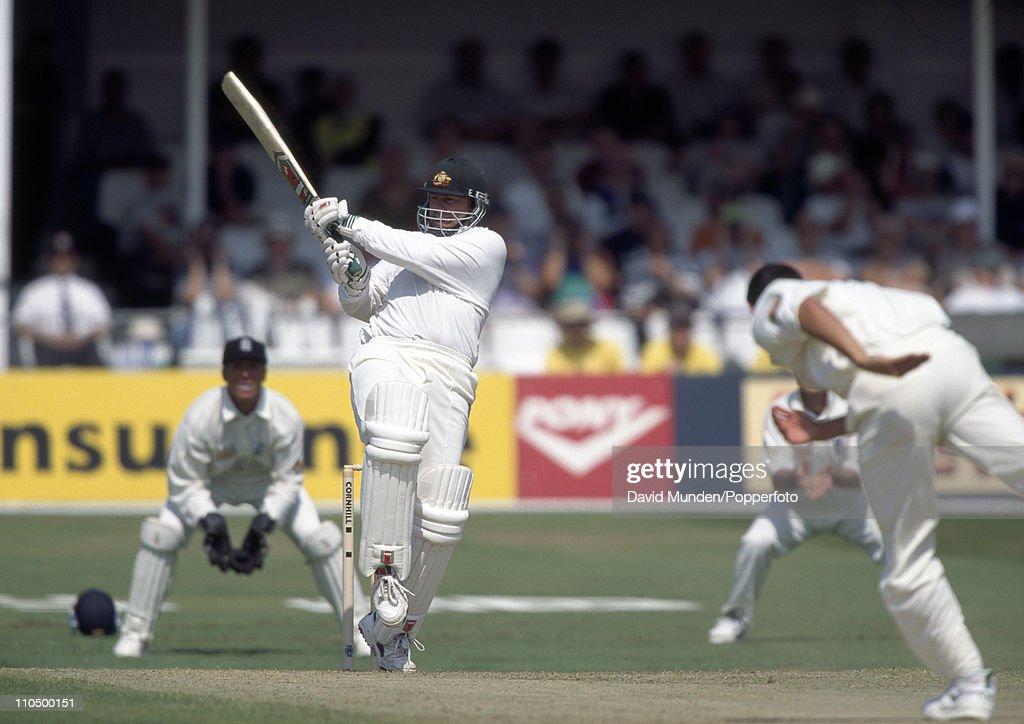 5th Test Match  -  England v Australia : News Photo