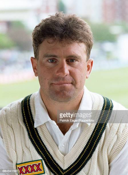 Mark Taylor of Australia during the tour match between Sussex and the Australians at Hove, 13th May 1993.