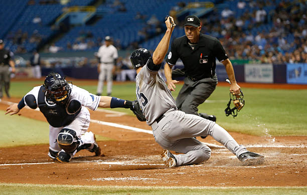 new york yankees v tampa bay rays photos and images getty images