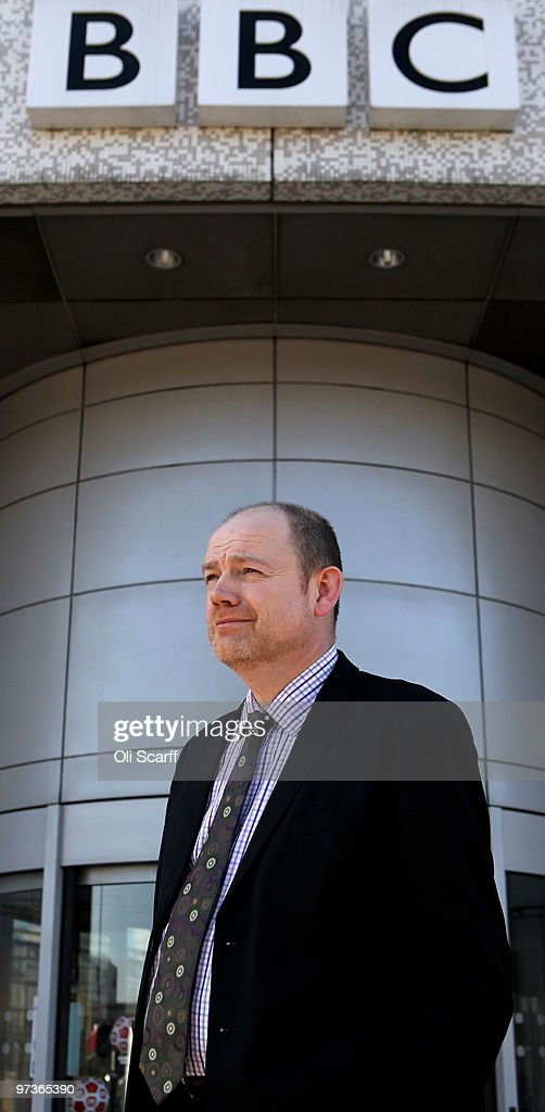 Mark Thompson, the director General of the BBC, stands outside the BBC Television Centre on March 2, 2010 in London, England. The corporation have today published their strategy review which proposes the closure of the digital radio stations 'BBC 6 Music' and 'Asian Network' and the half of the websites provided by BBC online will close by 2013. A public consultation will now take place before the BBC Trust make a decision on which proposals to implement.