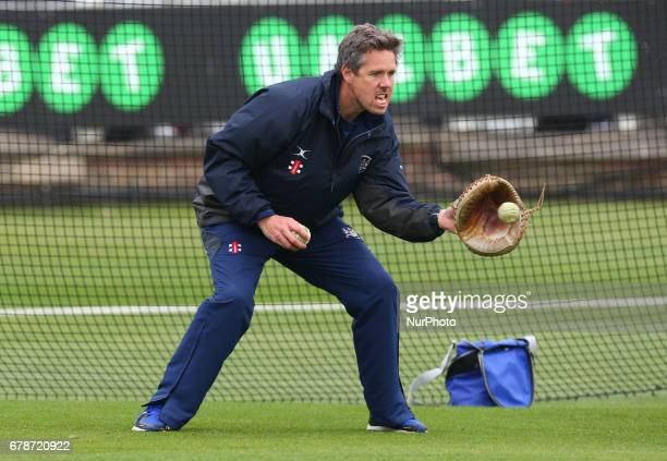 Mark Thorpe of Gloucestershire during Royal London OneDay Cup match between Essex CCC and Gloucestershire CCC at The Cloudfm County Ground Chelmsford...