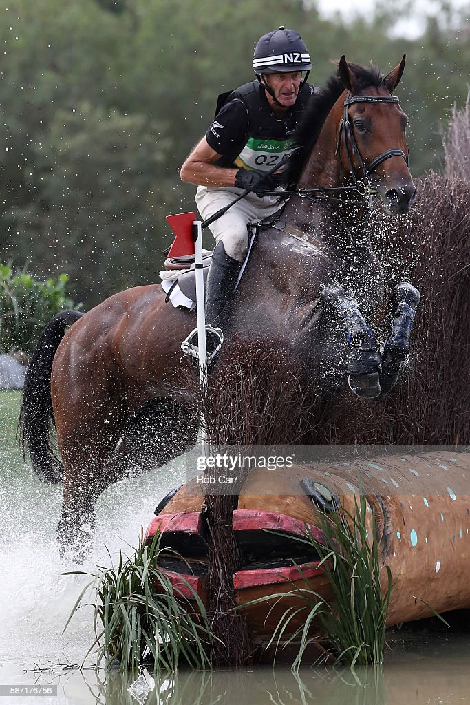 Equestrian - Olympics: Day 3 : News Photo