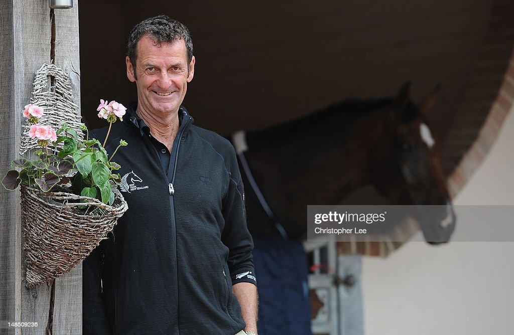 New Zealand Olympic Equestrian	- Eventing Media Day