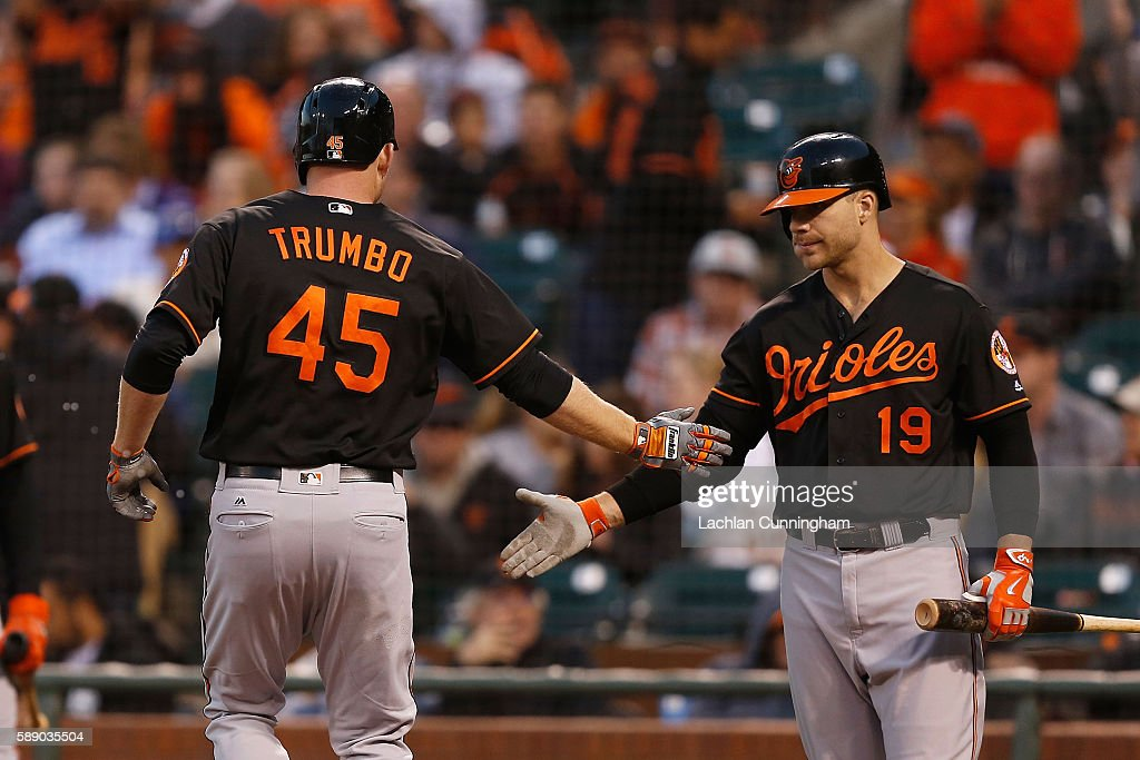 Baltimore Orioles v San Francisco Giants : News Photo