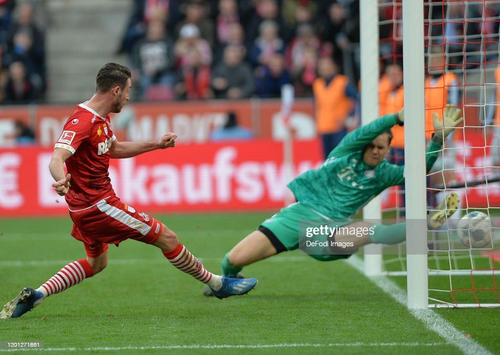1. FC Koeln v FC Bayern Muenchen - Bundesliga : News Photo
