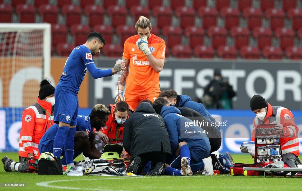 FC Augsburg v FC Schalke 04 - Bundesliga : ニュース写真