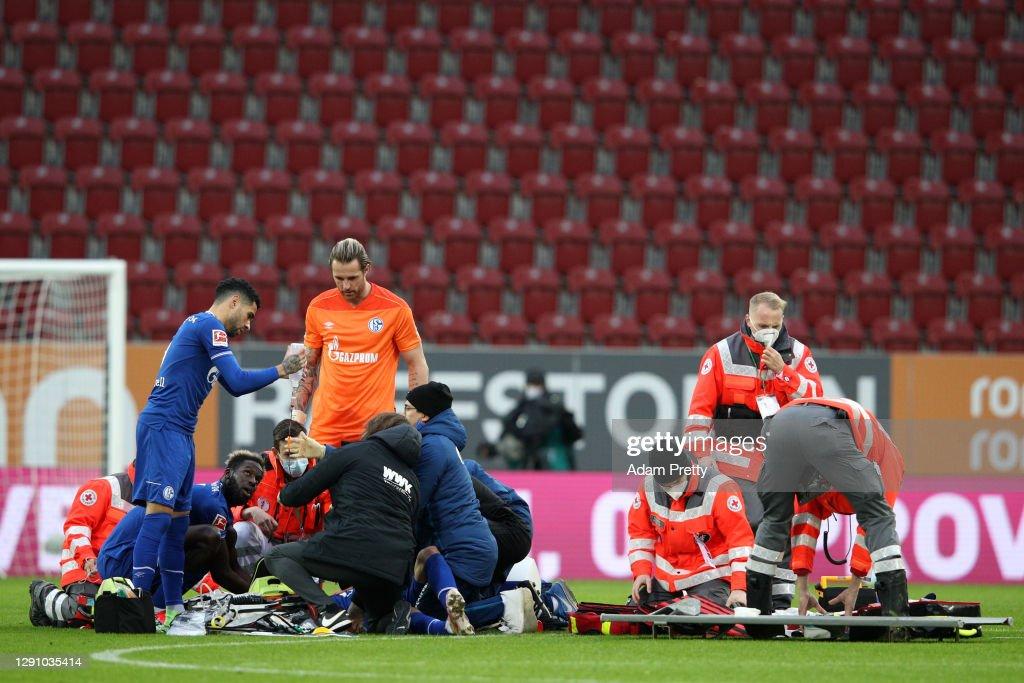 FC Augsburg v FC Schalke 04 - Bundesliga : Nachrichtenfoto