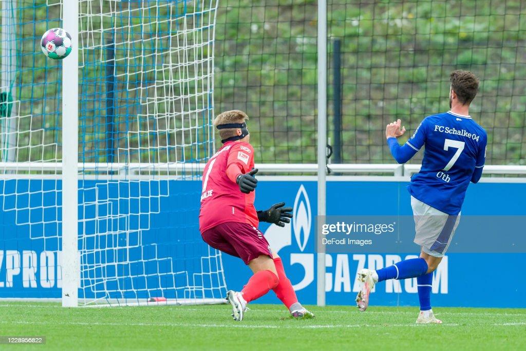 FC Schalke 04 v SC Paderborn - Test Match : News Photo