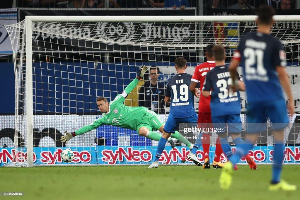TSG 1899 Hoffenheim v FC Bayern Muenchen - Bundesliga : Foto jornalística