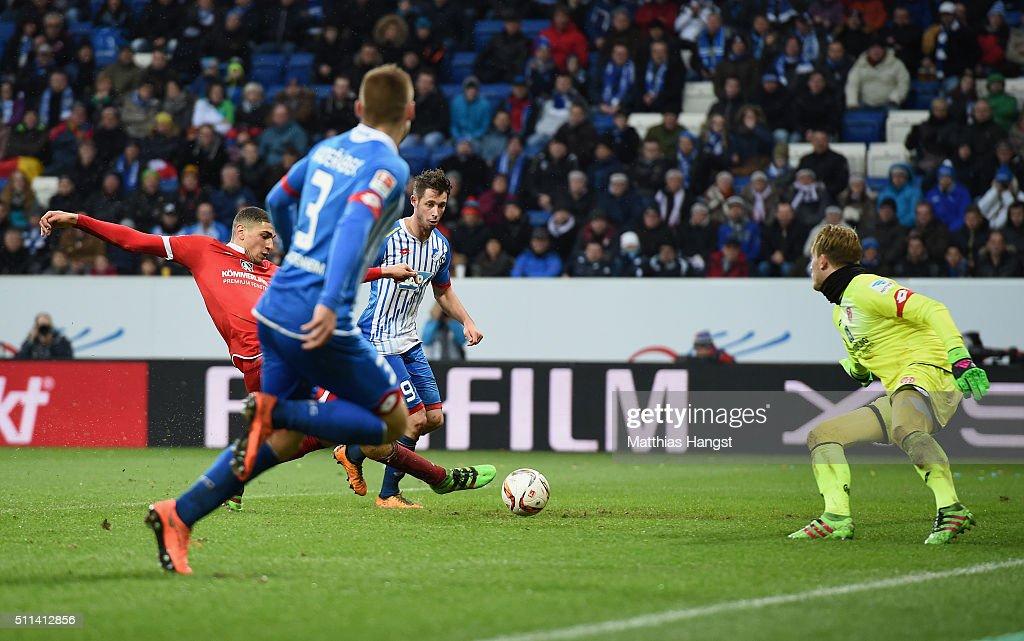 1899 Hoffenheim v 1. FSV Mainz 05 - Bundesliga