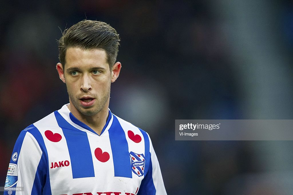 Dutch Eredivisie - 'SC Heerenveen v NAC Breda' : News Photo