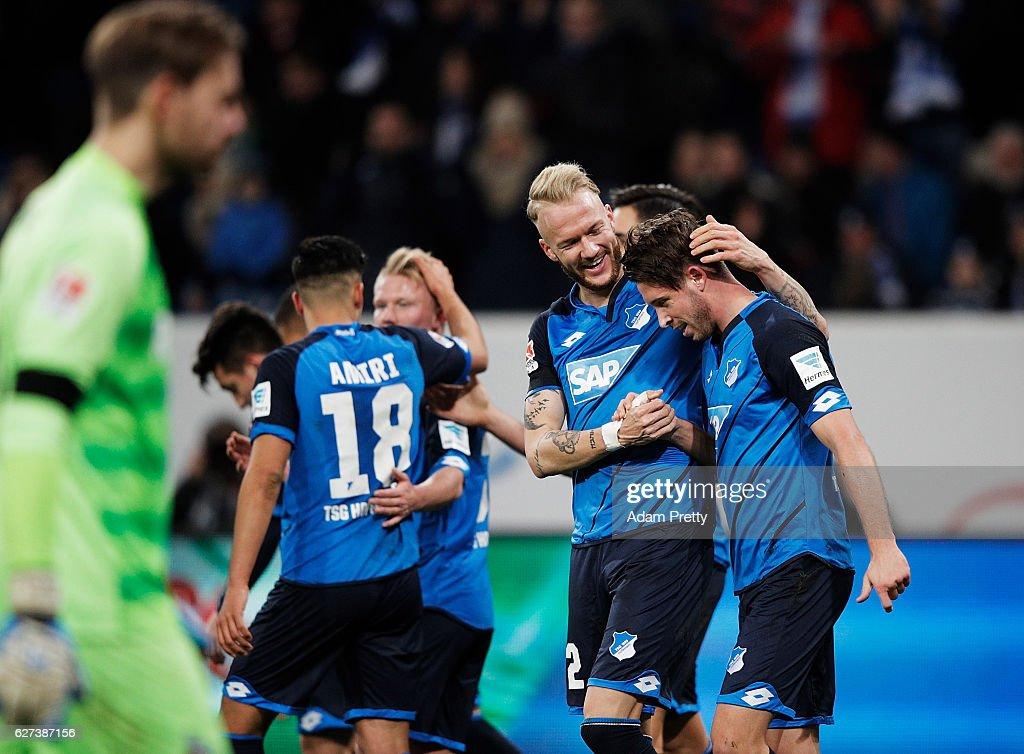 TSG 1899 Hoffenheim v 1. FC Koeln - Bundesliga : News Photo